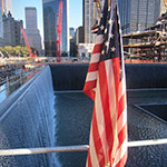Weirs for Delta Fountains' World Trade Center Memorial